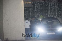 Shahid Kapoor Spotted At Gym In Bandra