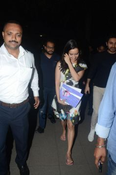 Shraddha Kapoor Spotted At Yauatcha BKC Bandra