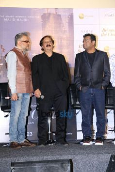 Trailer Launch Of Majid Majidi's Film Beyond The Clouds