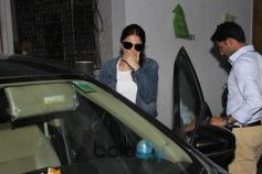 Vaani Kapoor Spotted At Bandra