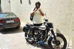 Aditya Roy Kapoor Spotted At Gym In Bandra