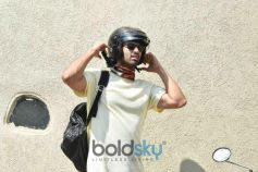 Aditya Roy Kapoor Spotted At Gym In Bandra