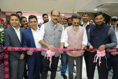 Anil Kapoor At Inauguration Of Malabar Jewellery Store In Noida