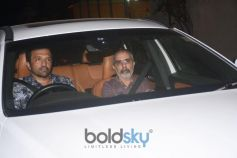 Celebs At Screening Of 'Padman'