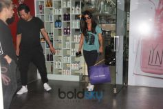 Celebs Spotted At B Blunt Khar