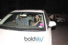 Celebs Spotted At Juhu