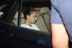 Celebs Visit Anil Kapoor's House
