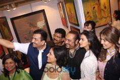 Inauguration Of 7th Edition Of The Prestigious India Art Festival