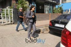 Kajol Spotted At Juhu