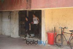Kareena Kapoor Khan Spotted At Gym In Bandra
