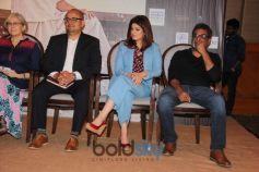 R Balki, Twinkle Khanna Talk About 'PadMan'