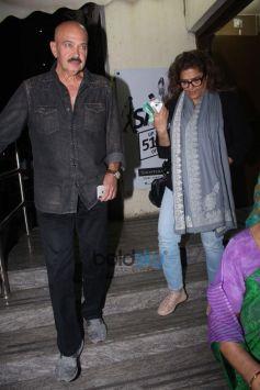 Rakesh Roshan Spotted At Juhu PVR