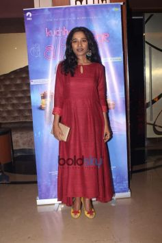 Screening Of 'Kuch Bheege Alfaaz'