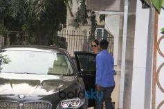 Sridevi Spotted At Kromakay Juhu
