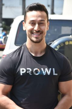 Tiger Shroff At The Preview Of 1st Indigenous Active Lifestyle Brand