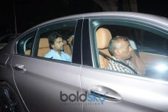 Celebs Visit Sridevi's Apartment At Green Acres