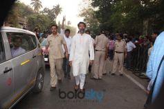 Funeral Of Sridevi Kapoor