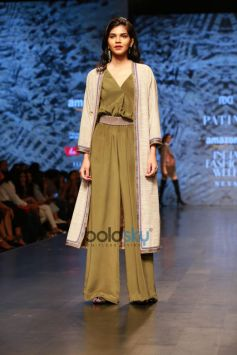 Patine Collection At Amazon India Fashion Week In New Delhi