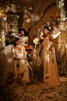 India Couture Week 2021 - Designer Reynu Taandon