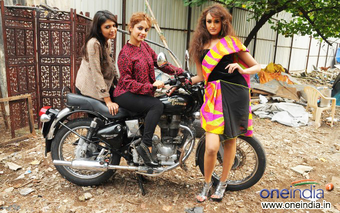 BAHA New Collection Photoshoot 2011