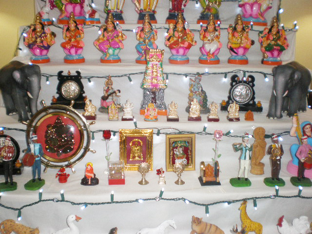 Navratri Decoration Ideas