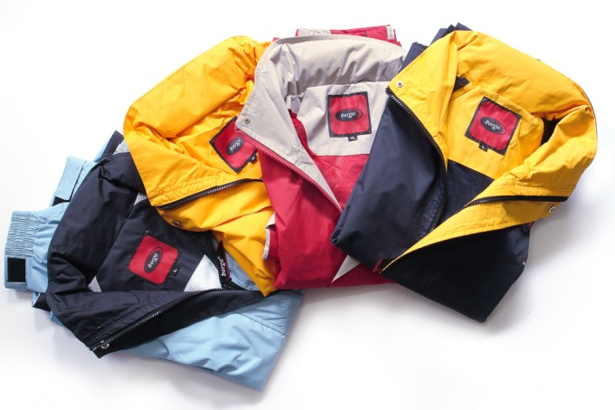 Berge Windcheaters For Monsoon Fashion