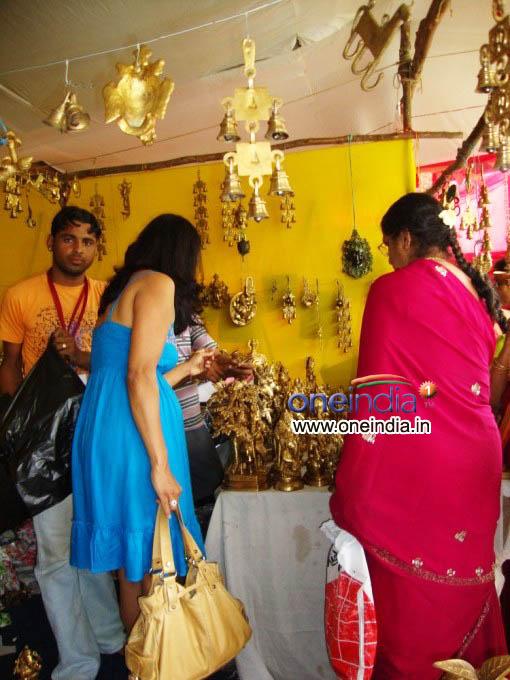 Dastkar Bangalore Nature Bazaar