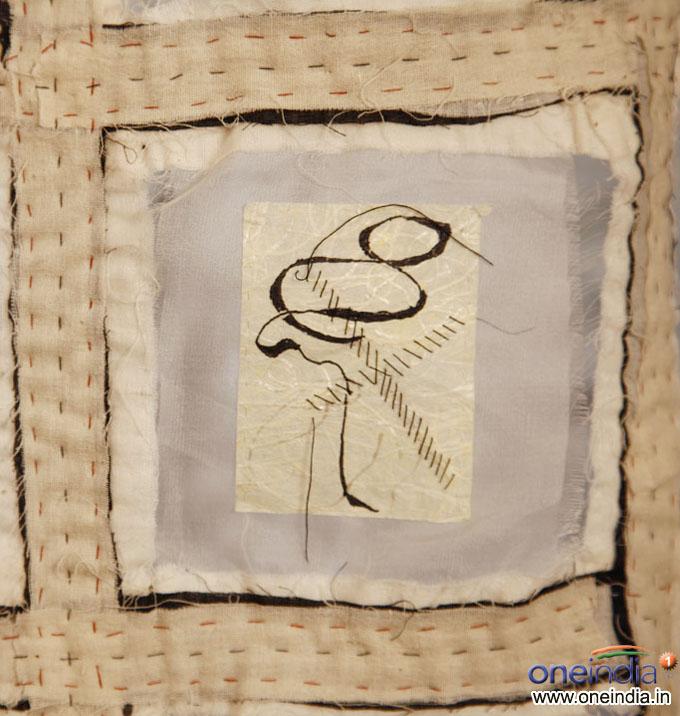 Drawn With Thread by Gopika Nath