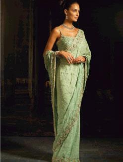 Spring Saree Collection 2007