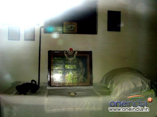 Mahanirvana Room - Ramanashram