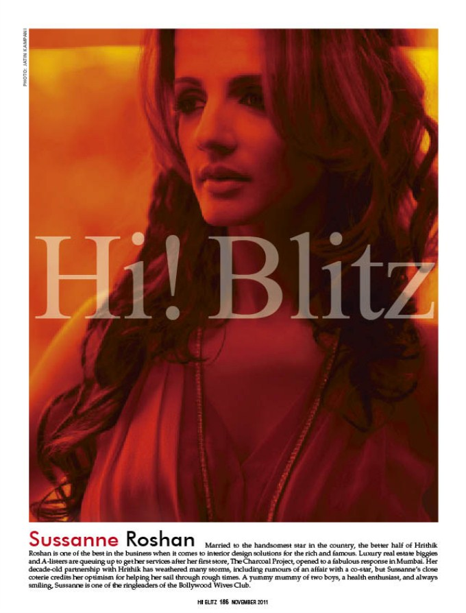Hi Blitz Celebrity Magazine 2011