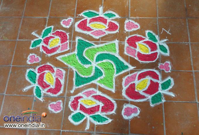 Rangoli Festival