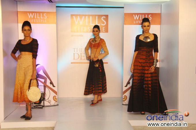Wills Lifestyle 2012 Indian Fashion Week Ifw 2012 Fashion Show Models Photo Shoots