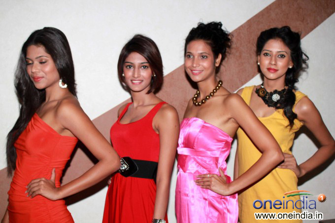 Femina Miss India 2012 Model Ramp Walk
