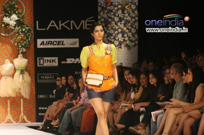 Lakme Fashion Week Day 2
