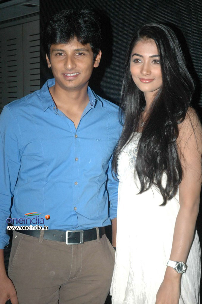 Jiiva, Pooja Hedge