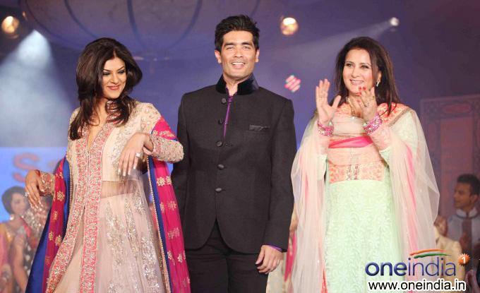 Manish Malhotra and Lilavati Hospital Save and Empower Girl Child Fashion Show