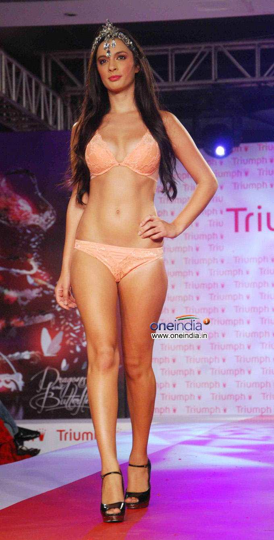 Triumph Fashion Show 2012