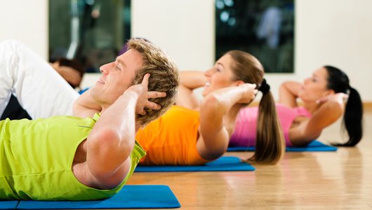 Exercises To Get Rid Of Love Handles!