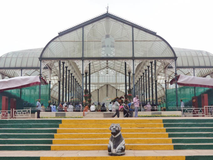 Lalbagh glass house independence day flower show flower show lalbagh flower show 2012 - Glass house show ...