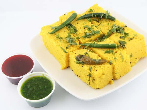 Dhokla: A Gujrati Recipe