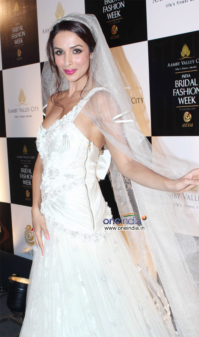 Mallaika Arora Khan Off Ramp Photo