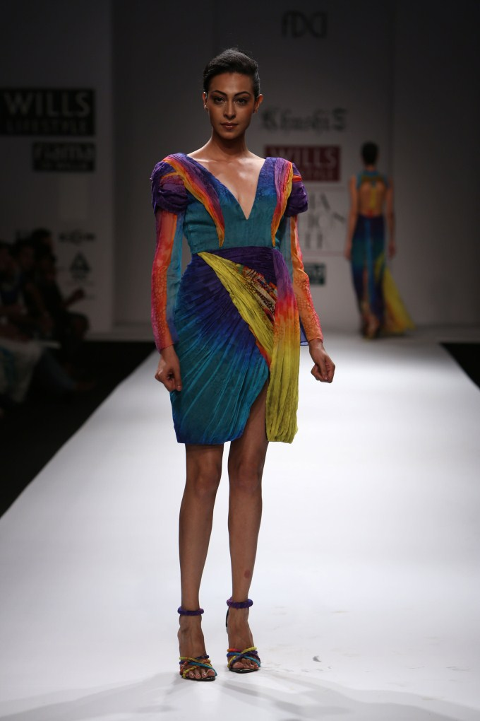 khushi z under water life collection wills lifestyle fashion week 2012 photos pics 228290