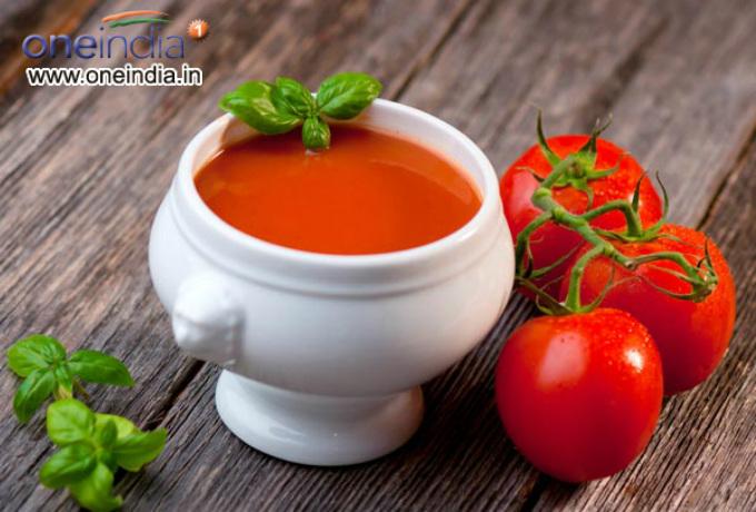 Tomato Soup Benefits The Health