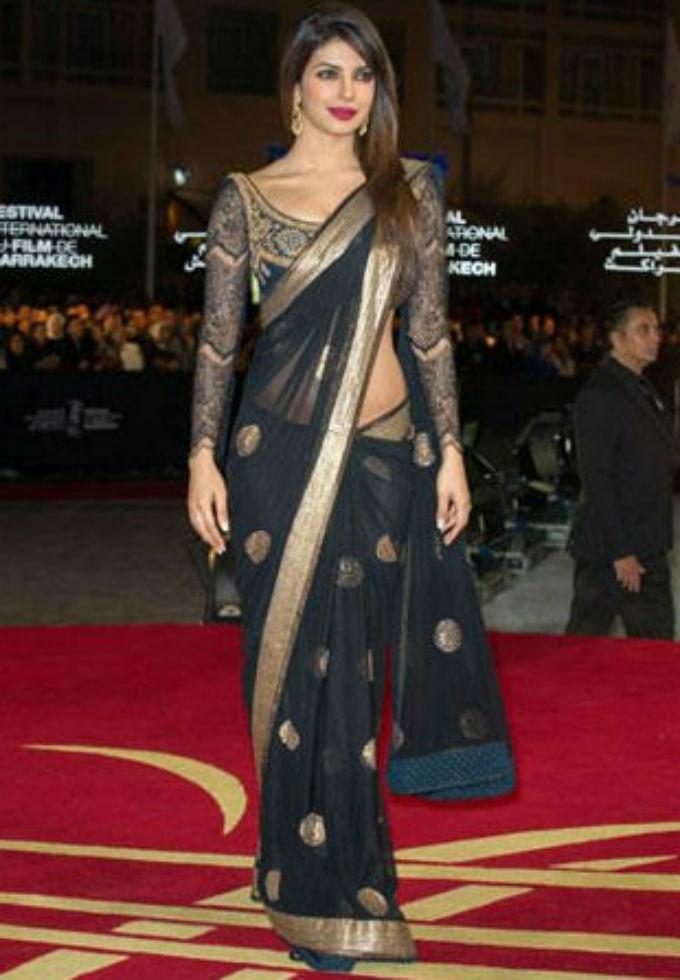 Best Dressed At Marrakech Film Festival
