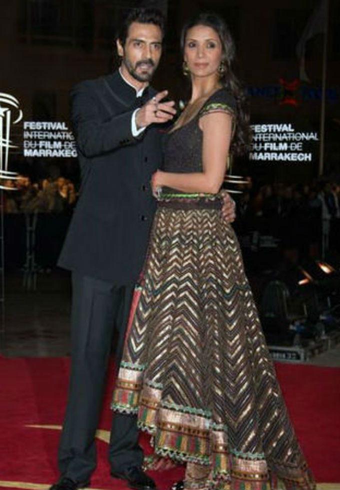 Best Dressed At Marrakech Film Festival