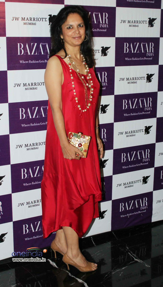 Kangna Ranaut featured on the cover of Harper's Bazaar