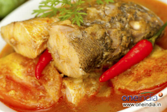 Malabar Fish Spicy Kerala Recipe