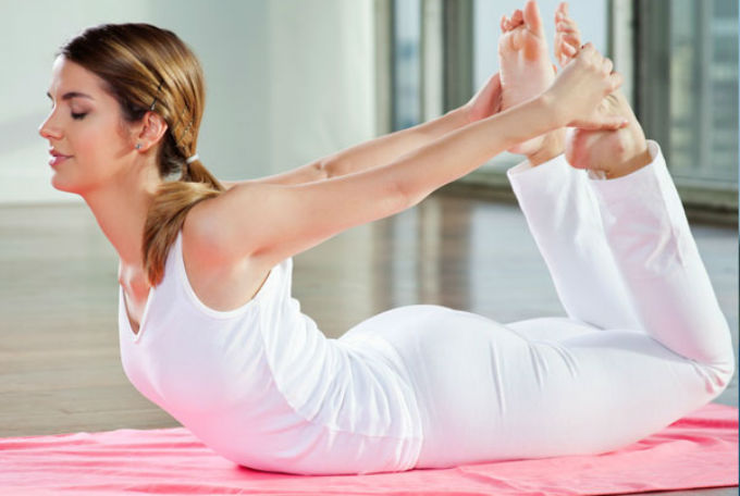 8 Yoga Poses For Better Digestion