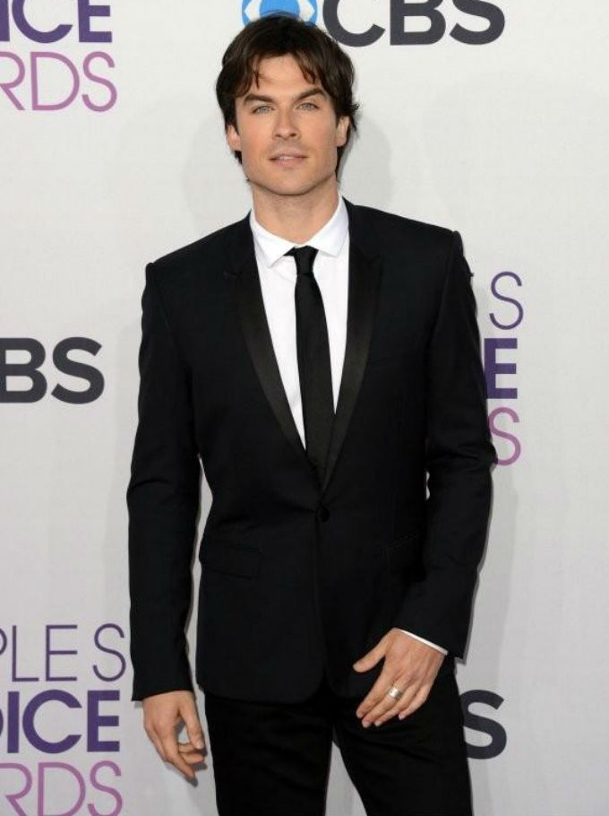 Celebs At People's Choice Awards 2013